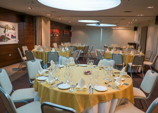 EVENTOS E CELEBRAÇÕES Howard Johnson La Cañada Hotel & Suites